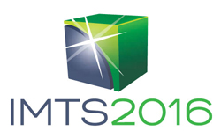 Visit Us At IMTS 2016 Booth E-5319