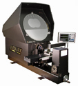 "Suburban Tool Master-View™ 14"" Optical Comparator with Fagor X-Y Digital Readout"