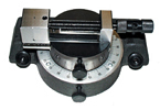 Optional Accessories MV-14l Comparators, including Lenses, Cabinet Base, Hood, Remote Digital Readout, Centers, V-Block & Rotary Vise