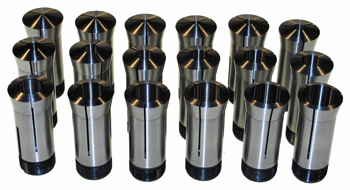 Optional Collet Sets